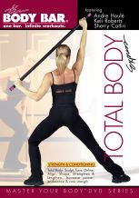 Body Bar Systems D-DVD-TBE Total Body Express DVD