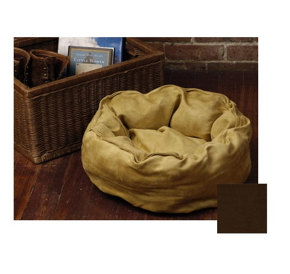 The Shrimp 1891 Catalina Bed - Coffee Suede