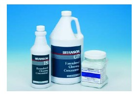 Bransonic 100-955-914 Electronics Cleaner Liquid - Gallon - Case of 4