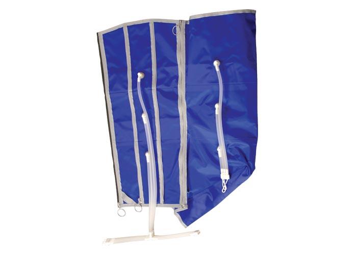 Chattanooga 43128 Inflatable Garment Expander - Half Leg - 3 Chambers
