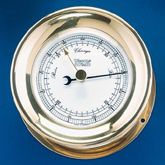 Weems & Plath  400700 Orion Collection Barometer