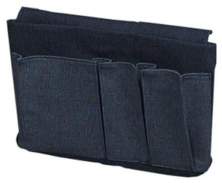 Duro-Med 510-1068-2400 Universal Walker Pouch With Multiple Compartments - Denim