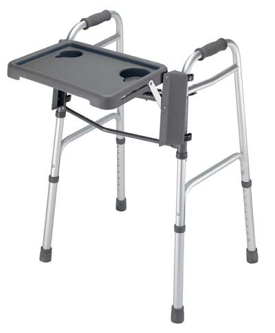 Duro-Med 510-1084-0300 Fold Away Walker Tray