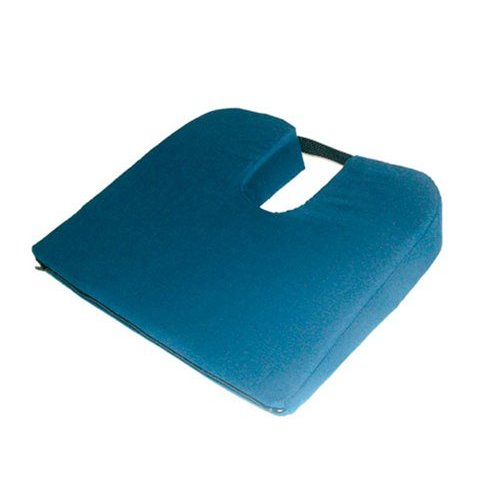 Duro-Med 513-7939-2400 Sloping Coccyx Cushion - Navy