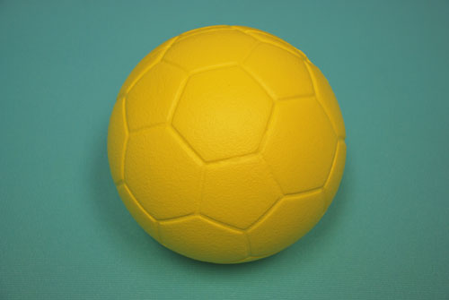 Everrich EVAJ-0002 8.125 Inch Soccer Ball with Coating EVRR131