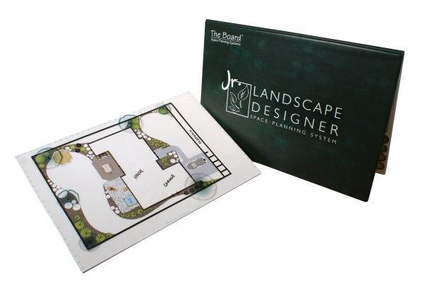 Space Planning MP-019-JRLD The Board Jr. Landscape Planner