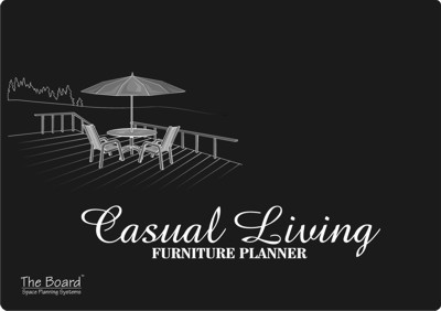 Space Planning MP-017-CFP The Board Casual Furniture Planner
