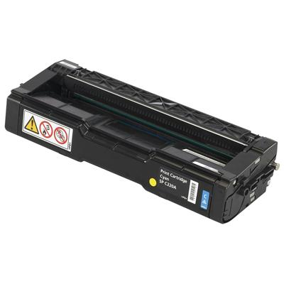 Ricoh  406047 Cyan Toner Cartridge SP C220A