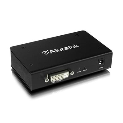 Aluratek ADS02F 2-Port DVI Video Splitter