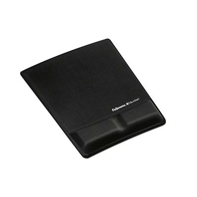 Fellowes 9181201 Mousepad / Wrist Support black