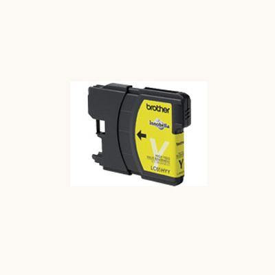 Brother International LC65HYY High Yield Yellow Ink Cartridge