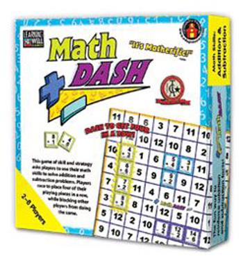 Edupress EP-LRN2348 Math Dash Addition & Subtraction