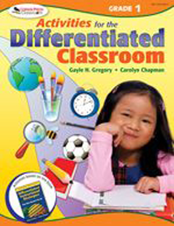 Corwin Press COR9781412953375 Activities For The Differentiated Classroom Gr 1