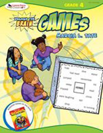 Corwin Press COR9781412959292 Engage The Brain Games Gr 4