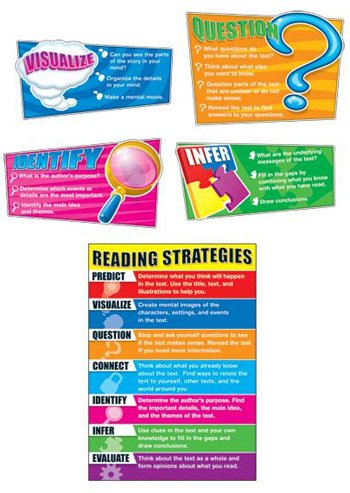 Carson Dellosa Cd-110103 Bb Set Reading Strategies