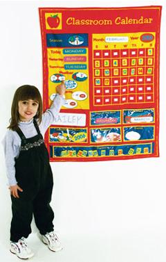 Get Ready Kids Formerly Mt&B Mtb800 Classroom Calendar