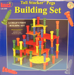 Smethport Specialty Company- Lauri Lr-2450 Tall Stacker Building Set