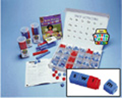 DIDAX DD-2815 UNIFIX LETTER CUBES LARGE GROUP-WORD BUILDING CENTER