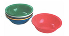 ROYLCO R-5519 PLASTIC PAINTING BOWLS-ASSORTED