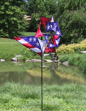 Premier Designs Patriotic Windmill Spinner