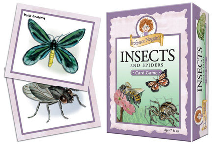 Outset Media Games OM10412 Noggin Insects and Spiders