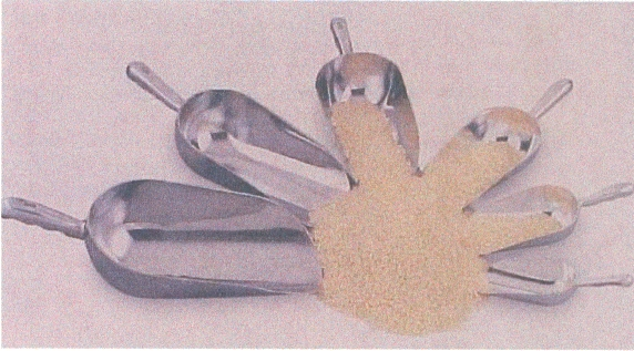 Songbird Essentials SEFITFILL30208 24oz. Aluminum Scoop