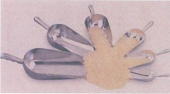 Songbird Essentials SEFITFILL30216 58 Oz Aluminum Scoop