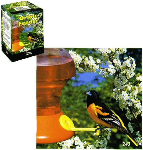 Fliteline Oriole 48 oz. Feeding Station
