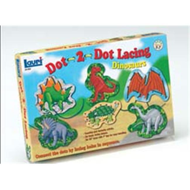 Smethport Specialty Company- Lauri Lr-2533 Dot2Dot Dinosaurs
