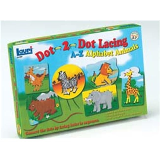 Smethport Specialty Company- Lauri Lr-2534 Dot2Dot Alphabet Animals