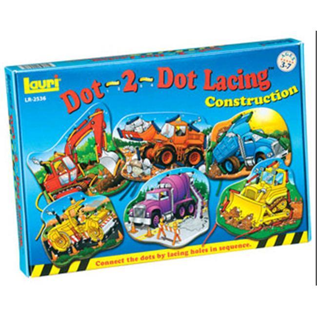 Smethport Specialty Company- Lauri Lr-2536 Dot 2 Dot Lacing Construction