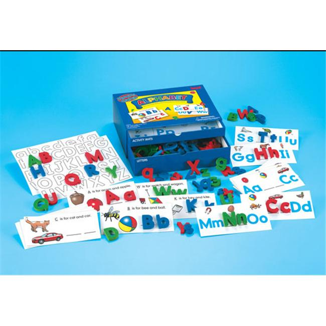 Smethport Specialty Company- Lauri Lr-2371 Alphabet Phonics Learning Center Kit