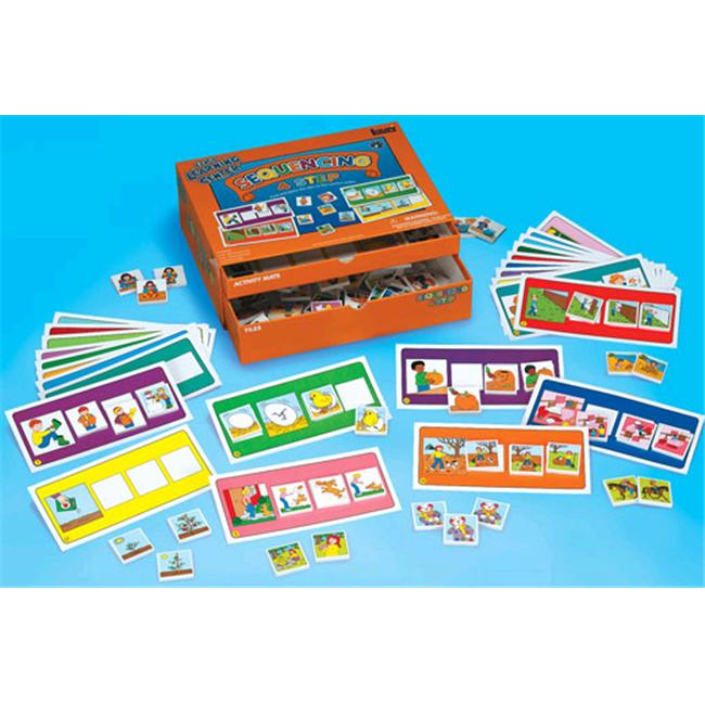 Smethport Specialty Company- Lauri Lr-2385 4 Step Sequencing Early Learning Center