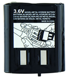 Motorola 53617 Battery for FV300 / 700 / 500 / 600 Units