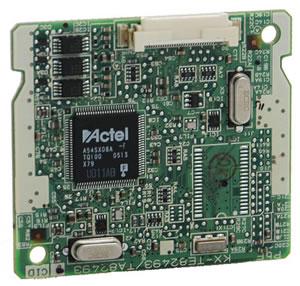 Panasonic BTI KX-TA82493 Caller ID Card