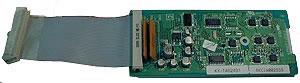 Panasonic BTI KX-TVA296 Remote Programming/ Mainte Modem Card