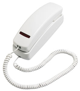Scitec H2000VRI Hospital Phone with Visual Ring Indicator - White