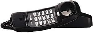 Vtech 210-BK Trimline Corded Telephone - Black