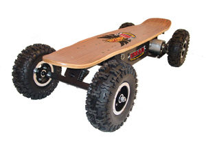 EMAD Electric Skateboard Dirt Rider 800w