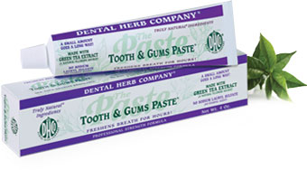 Dental Herb Company DHC-TGP Tooth & Gums Paste at Sears.com