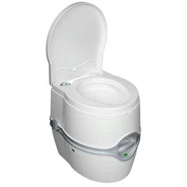 Baños Portatiles Elegantes:Curve Porta Potti Portable Toilets