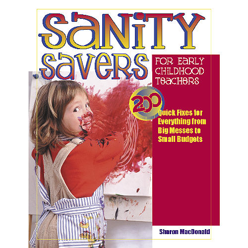 Gryphon House 16294 Sanity Savers Book - Paperback