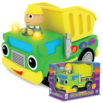 Learning Journey 133248 On the Go Dump Truck LJI231