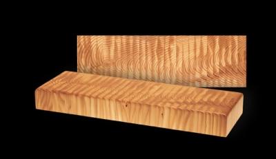 Larchwood tsbf Tiger Stripe Buffet Board