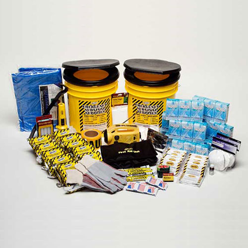 MayDay OEK10 DELUXE OFFICE EMERGENCY KIT FOR 10