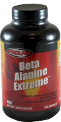 Prolab PROLBAEX02400000CP Beta Alanine Extreme 240ct