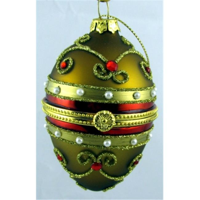 Horizons-East-11343-Bronze-Gold-Faberge-Style-Opening-Egg-Ornament