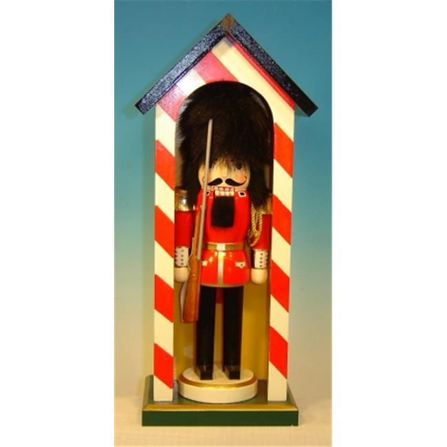 Horizons East 91005 Soldier in Guardhouse Nutcracker