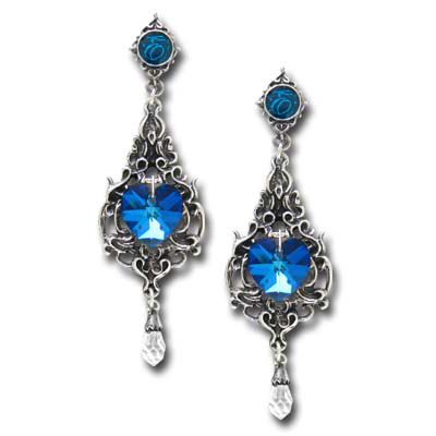 Alchemy Gothic E264 - Empress Eugenie   -Earrings