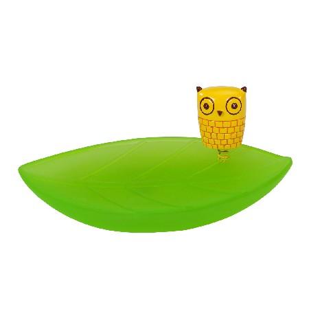 Creative Bath GIV56MULT Give A Hoot Ceramic Soap Dish CTVBP075